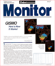 Spring 1991 ERDAS Monitor