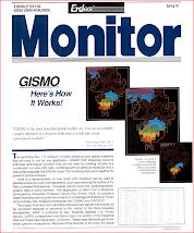 Spring 1991 ERDAS Monitor