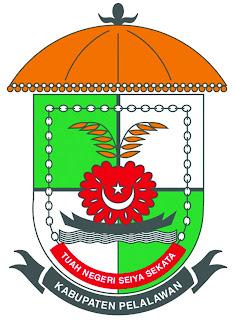 Hasil gambar untuk lambang kabupaten pelalawan