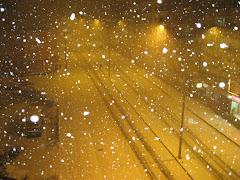 görelede kar..KIŞ GELDİ.25-01-2010 19:00