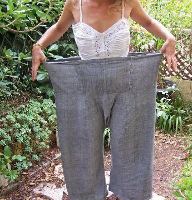 Nicorider coudre un pantalon thai for A coudre en anglais
