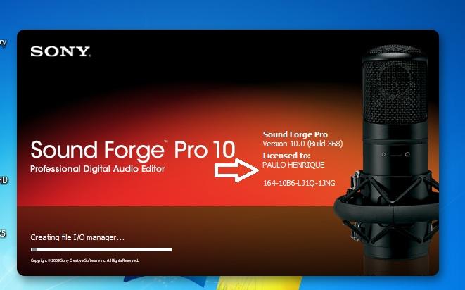Sound Forge - скачать Sound Forge Pro 11.0 build 299, Sound Forge - это