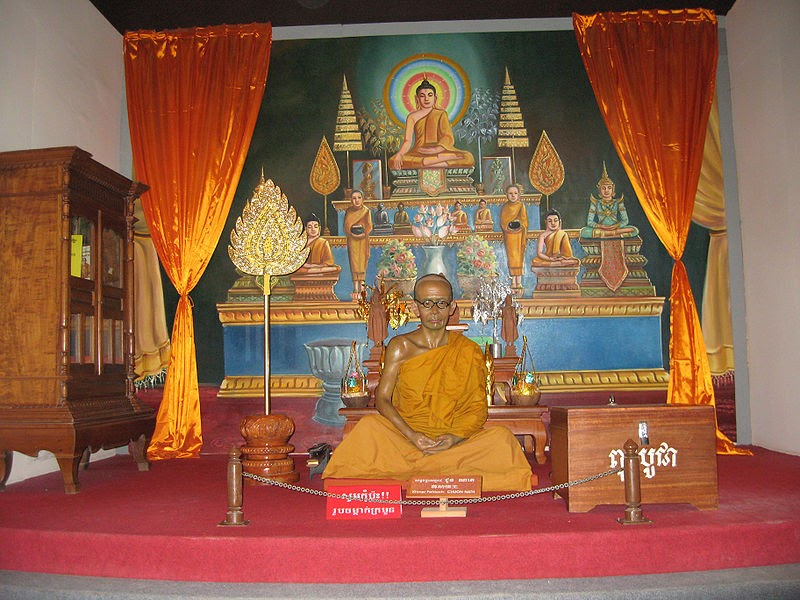 choun nat and the revitalization of the cambodian cultural identity Although the county abounds in great tourist attractions, both of natural and cultural nature and is favourably located in geographic terms, tourism is developing very slowly.