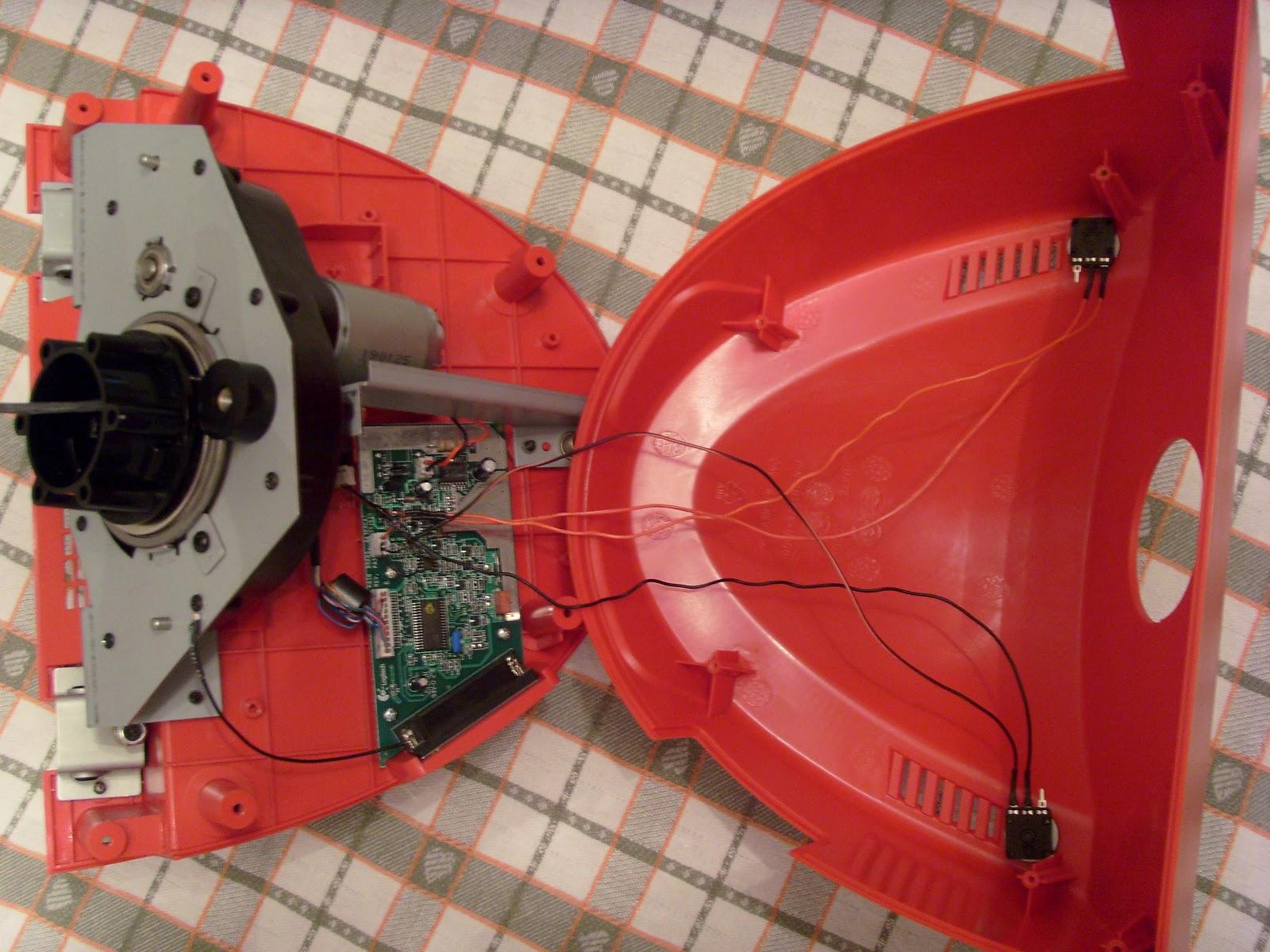 Momo Logitech Circuit Board Webcam Filter Removal Freetrack Wireless Mouse M325 910 002416