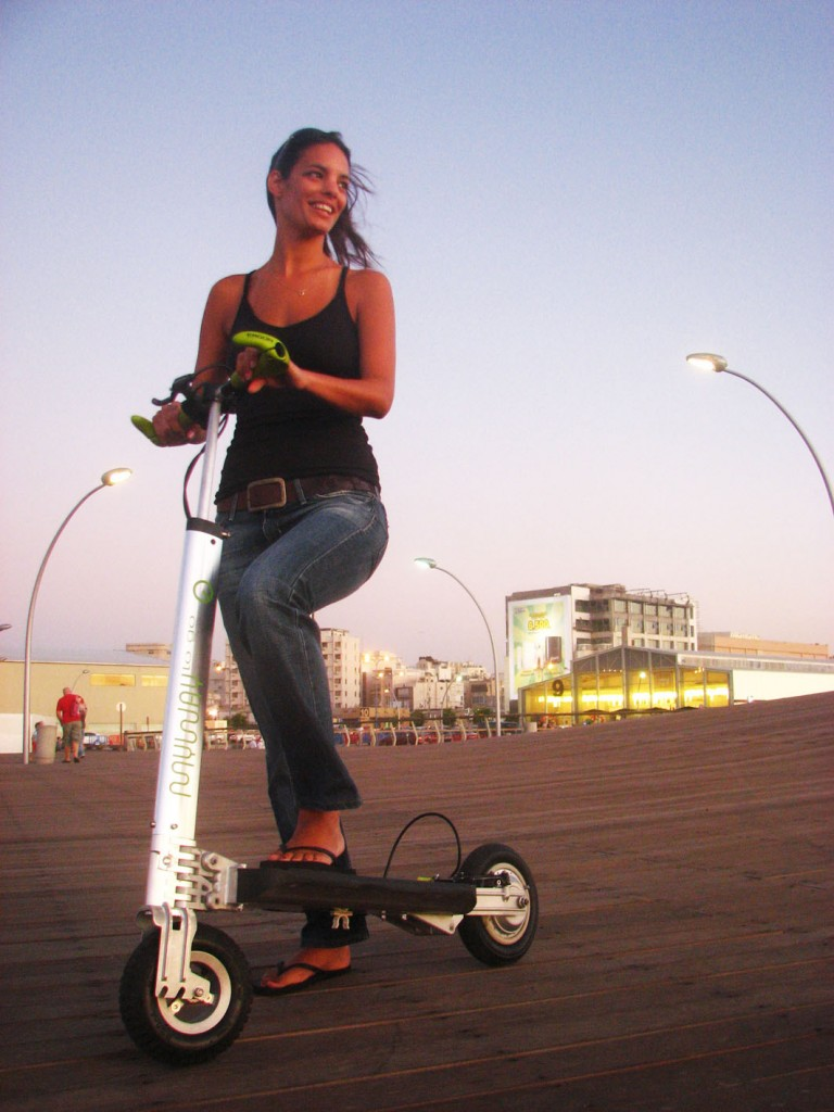 myway portable electric vehicles stand up scooters from