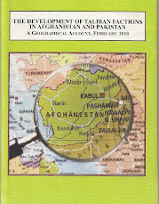 DEVELOPMENT OF TALIBAN FACTIONS IN AFGHANISTAN AND PAKISTAN A GEOGRAPHICAL ACCOUNT