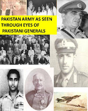 PAKISTAN ARMY SEEN THROUGH EYES OF PAKISTANI GENERALS-CLICK ON PICTURE BELOW TO READ