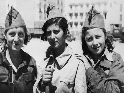 more spanish civil war wimmin
