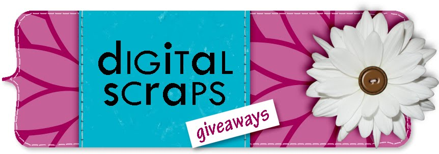 Digital Scrapbooking Giveaways