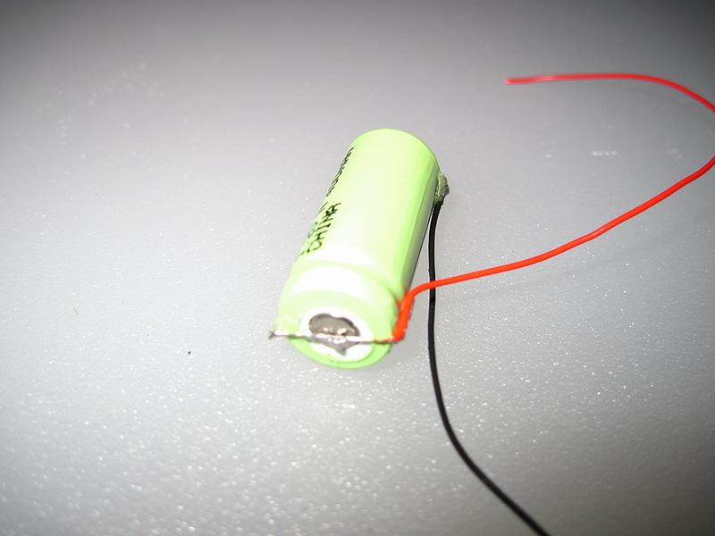 my charging circuit from a