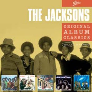 Jacksons - Original Album Classics   (5 CD's)