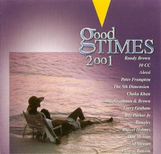 Cover Album of Good Times - 2001 Vol. 5