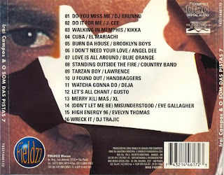 DJ IraГ Campos & O Som Das Pistas 7
