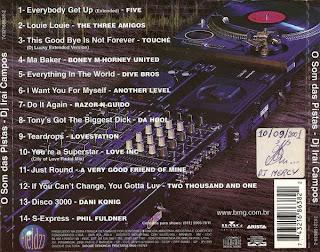 DJ IraГ Campos & O Som Das Pistas Vol 9