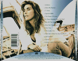 Cover Album of Laura Branigan - The Best Of