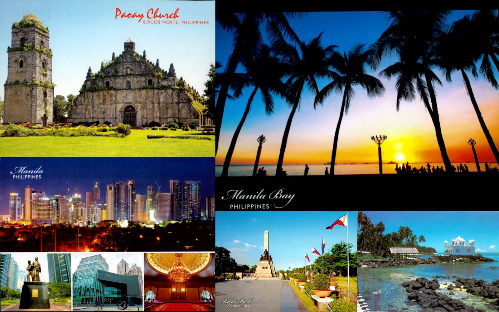 Postcard From The Philippines Pictures To Pin On Pinterest Pinsdaddy