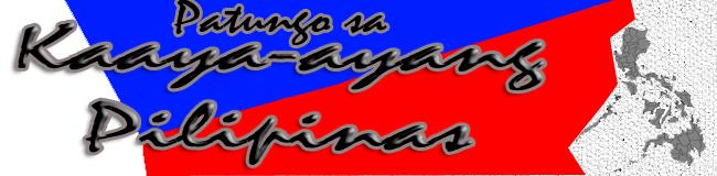 Patungo sa Kaayaayang Pilipinas