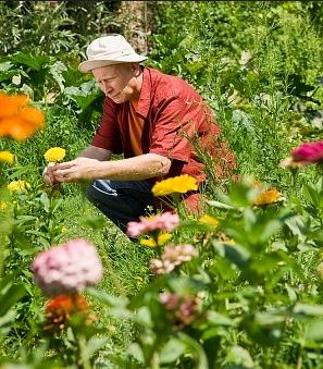 Artículo: La Tercera edad y los Huertos Urbanos Garden