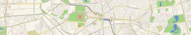 Harta Bucuresti Interactiva