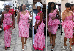 Asoebi beauty in African occasions
