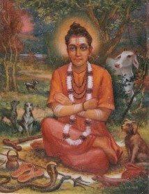 Sripaad-Shri-Vallabha-sage-vallabha-shidha-purusha-sri-sage-vallabha