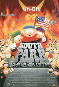 South Park: Maior, Melhor e Sem Cortes – HD 720p – Legendado