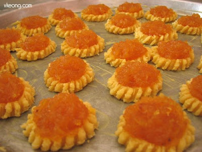 Chinese New Year Cookie Recipes