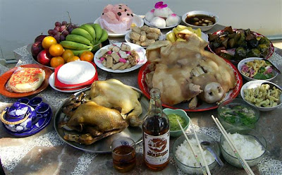 Foods of the Chinese New Year