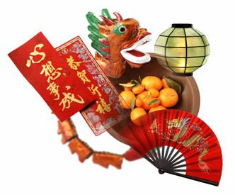 Traditional Chinese New Year Food