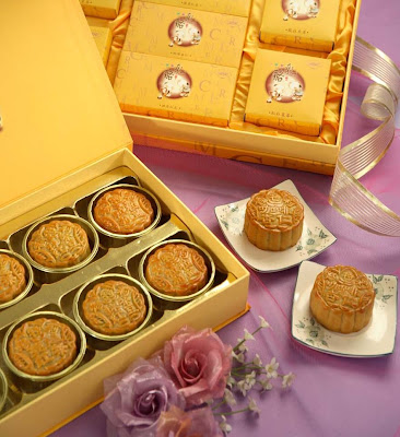 Chinese New Year Moon Cakes