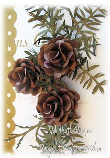 floral craft ideas for christmas
