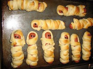 Halloween ideas halloween party food ideas for Food ideas for toddler halloween party