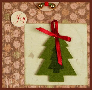 Handmade Christmas Card Design Ideas