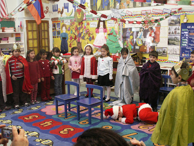 Christmas Celebrations In Schools