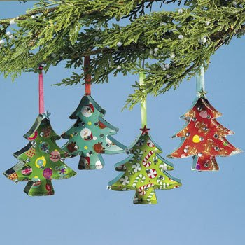 Craft Ideas  Waste on Art And Craft During Xmas Holidays