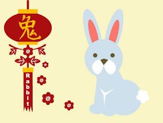 Rabbit Chinese New Year