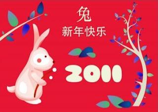 Chinese Rabbit Year