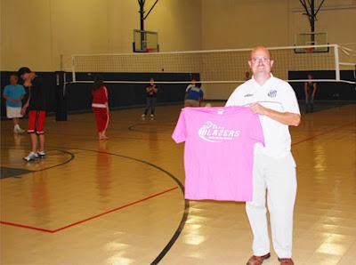 David Owens, MCC-Blue River's Fitness, Recreation and Athletics Coordinator