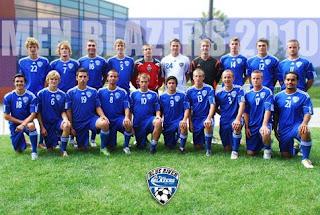 Trailblazers Men's Soccer Team