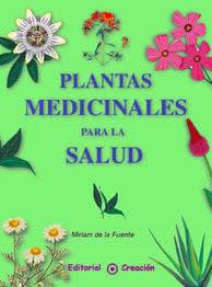 Plantas medicinales para la salud.