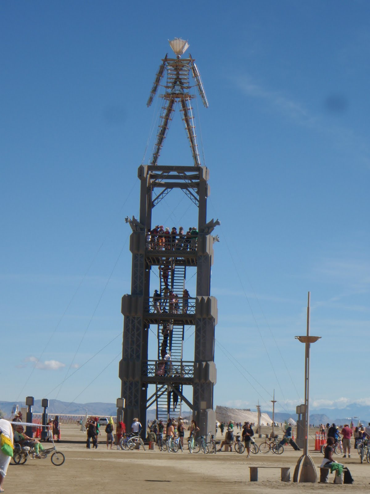 ... gear and heading out to Burning man in the Nevada desert this year!