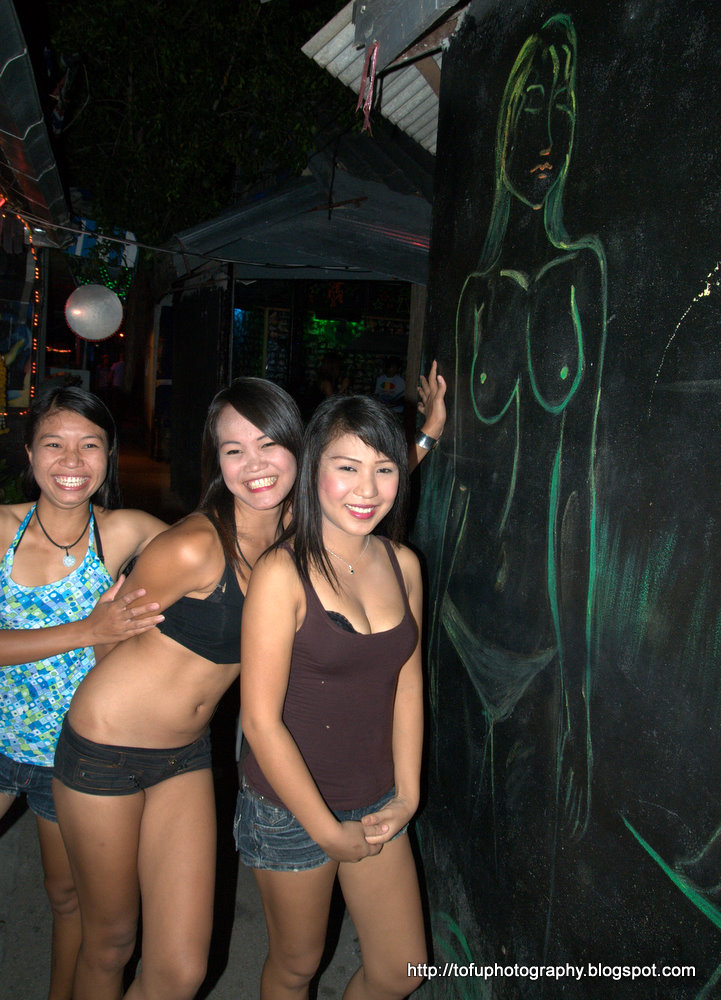 Ao nang girls