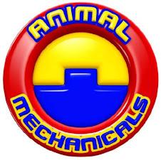 Logo de los mecanimales!