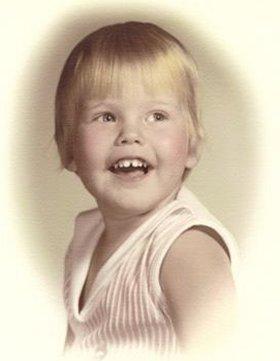 Julie 18 mos 1970.