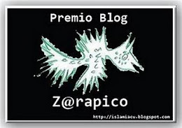 PREMIO BLOG Z@RAPICO