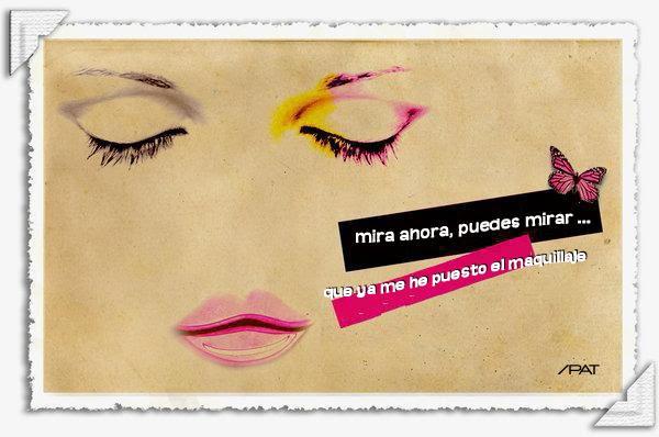 Y si ves mi imagen te vas a alucinar, y me vas a querer besar !