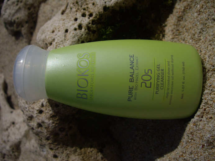 PURE BALANCE 20S PURIFYING GEL CLEANSER