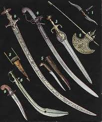 Rajput: Weapons