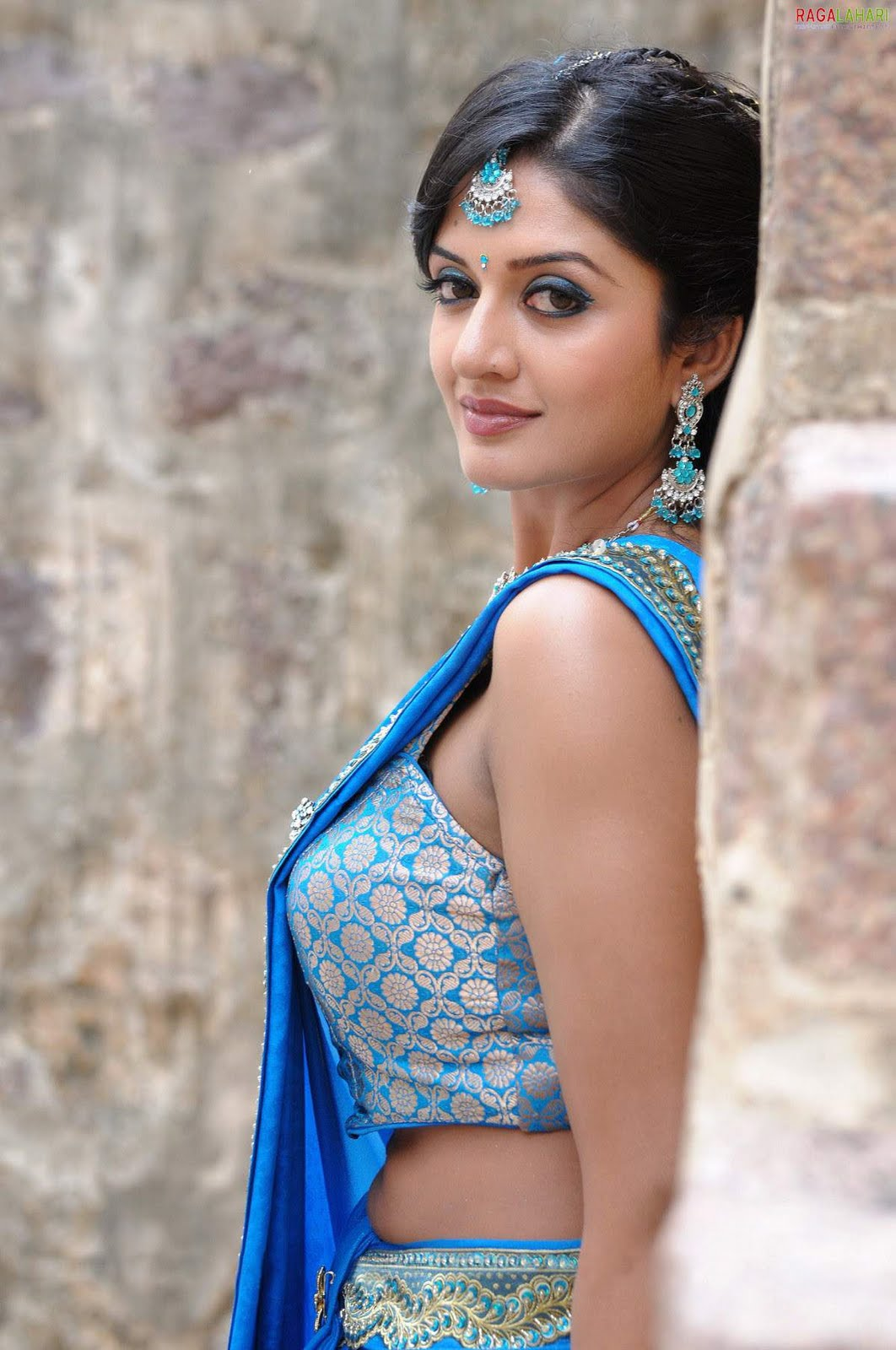 Vimala Raman Saree Shoot Celebs Indian Hot Pics