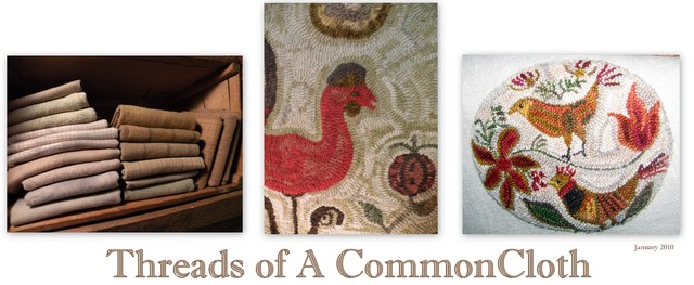 Threads of a CommonCloth